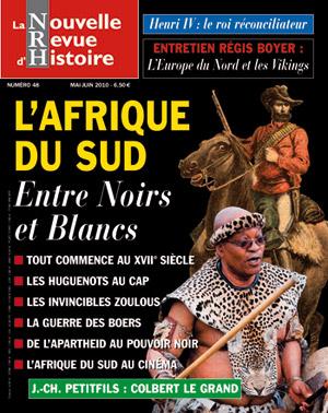 « Afrique du Sud. Entre Noirs et Blancs »